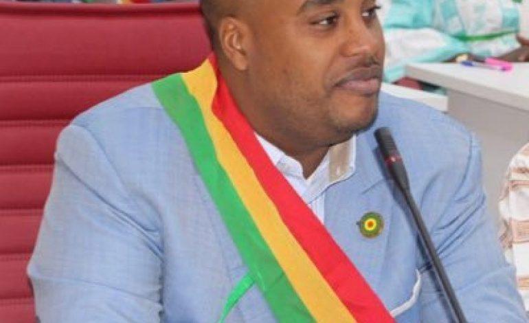 Mandat d'arrêt international contre Karim Keïta, fils de l'ex-président Ibrahim Boubacar Keïta