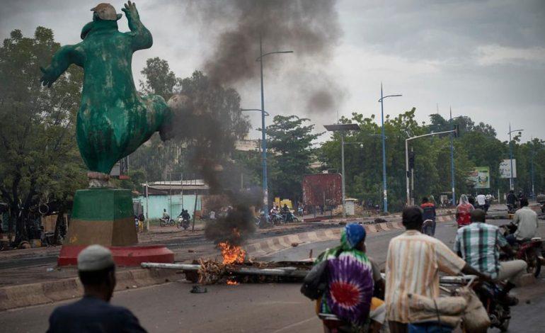 Plusieurs leaders de l'opposition malienne arrêtés par le pouvoir à Bamako