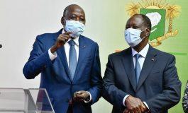 Alassane Ouattara envisage finalement une nouvelle candidature à la présidentielle après la mort de Coulibaly