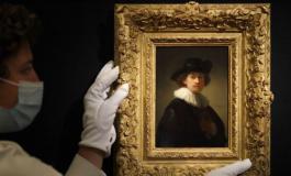 Un autoportrait de Rembrandt vendu 16 millions d'euros en 6 minutes chez Sotheby's à Londres