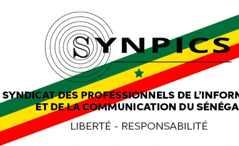 Le SYNPICS note avec désolation et effroi la vague d'intimidation, de violence verbale à l'encontre de la presse