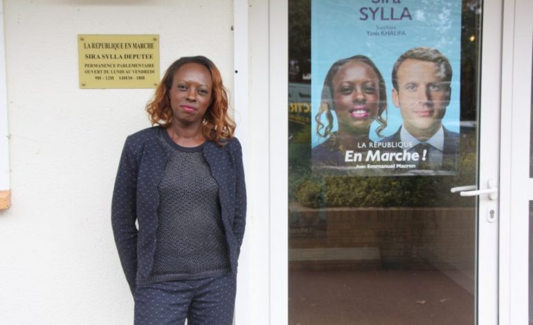 Sira Sylla visée par les extrémistes racistes de Génération Identitaire