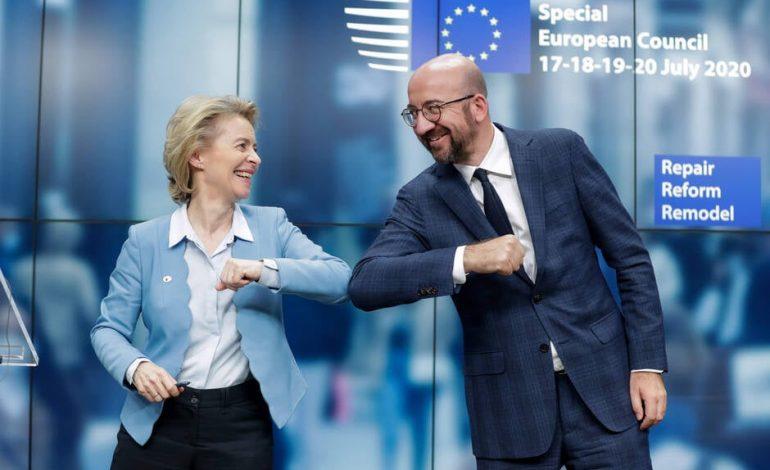 Les 27 de l'Union Européenne s'accordent sur un plan de relance post-Coronavirus