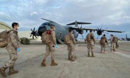 25 soldats Espagnols testés positifs rapatriés de Dakar