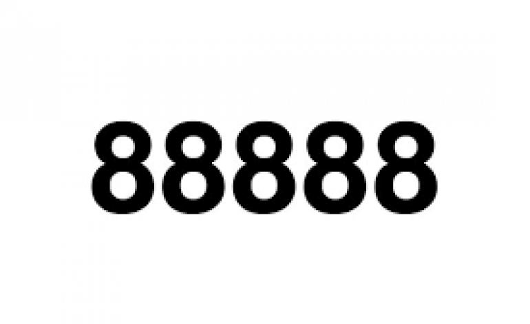 Un numéro de téléphone «porte-bonheur» se terminant par 88888 vendu 270.000 euros aux enchères