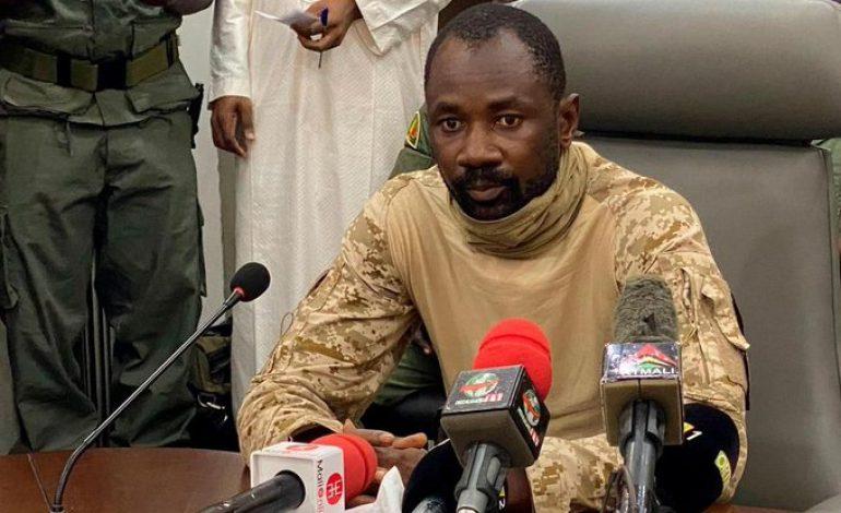 Colonel Assimi Goita, le nouvel homme fort du Mali