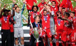 Et à la fin c'est le Bayern qui gagne...1-0 face au PSG