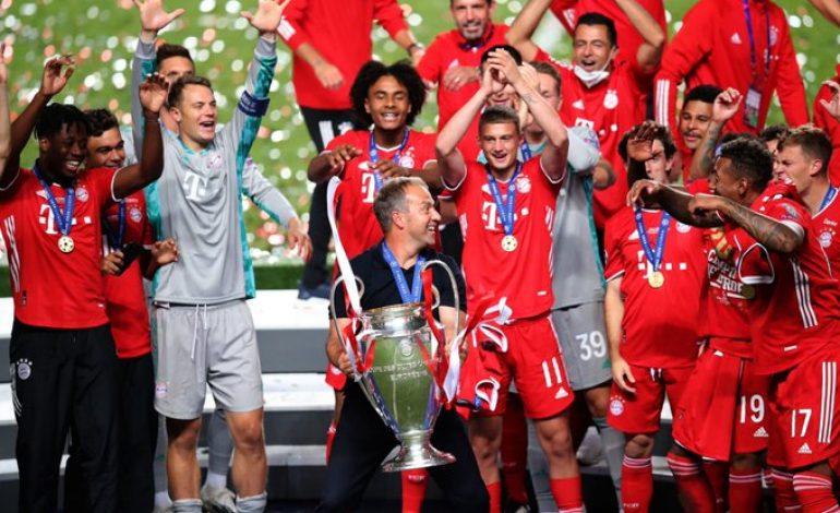 Et à la fin c'est le Bayern qui gagne…1-0 face au PSG