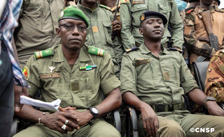Aucun accord trouvé entre la junte militaire malienne et la CEDEAO
