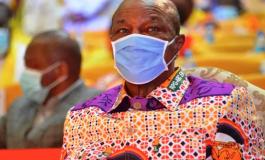 Le président Alpha Condé ne quittera pas le pays déclare le CNRD