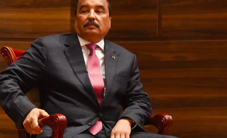L'ex-président mauritanien, Mohamed Ould Abdel Aziz écroué pour corruption présumée