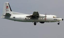 Un Fokker atterrit en urgence sur le nez