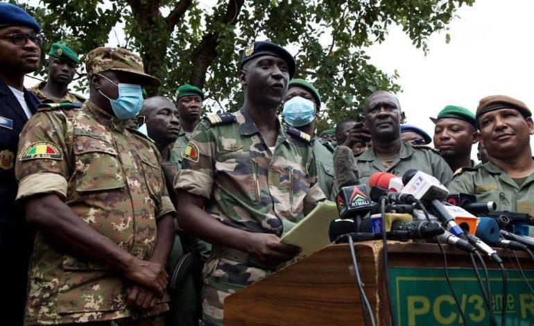 Le colonel Assimi Goïta démet le Président et le Premier ministre de leurs fonctions