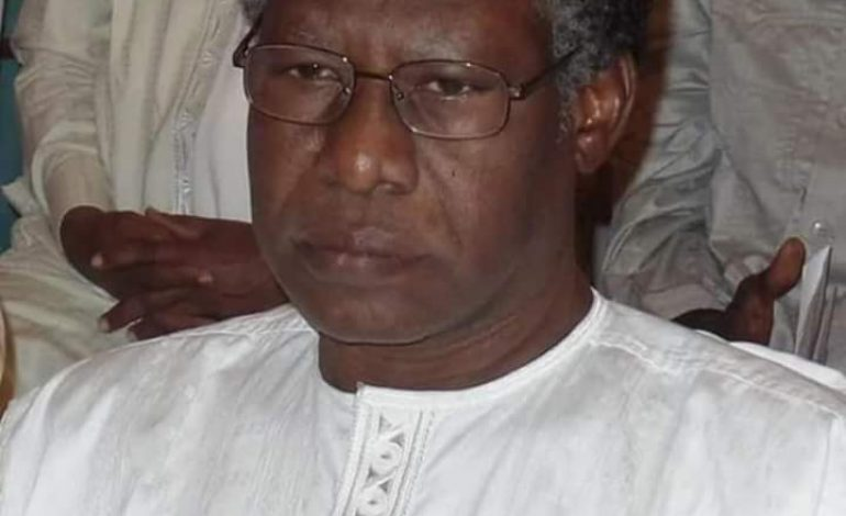 Mahamat Nour Ahmet Ibedou secrétaire général de la CTDDH au Tchad, suspendu par la justice