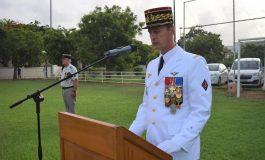 Le général de brigade Michel Delpit devient le nouveau commandant des Eléments Français au Sénégal.