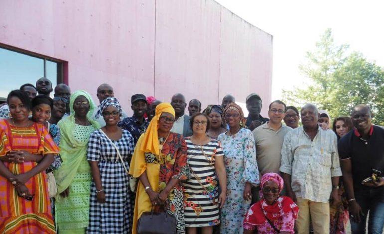 Blois Teranga : les Sénégalais de Blois s'engagent