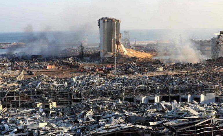 Le bilan des explosions à Beyrouth fait état de 173 morts et plus de 5000 blessés
