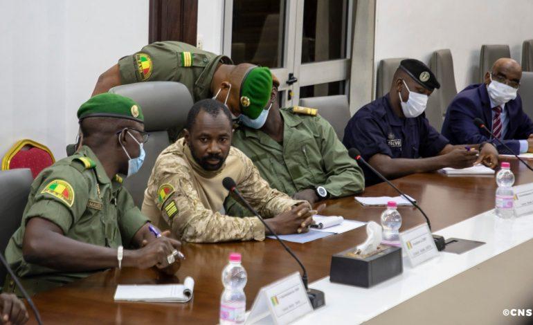 La délégation ouest africaine à Bamako fait bonne impression aux responsables de la junte