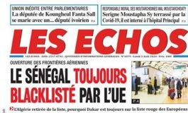 Des partisans de Serigne Moustapha Sy vandalisent le siège du journal Les Echos