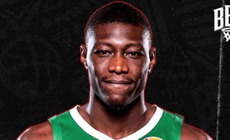 Hamady NDIAYE signe au Boulazac Basket Dordogne