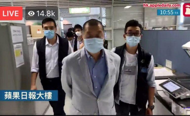 Jimmy Lai condamné à un an de prison pour son rôle dans l'organisation des manifestations à Hong Kong