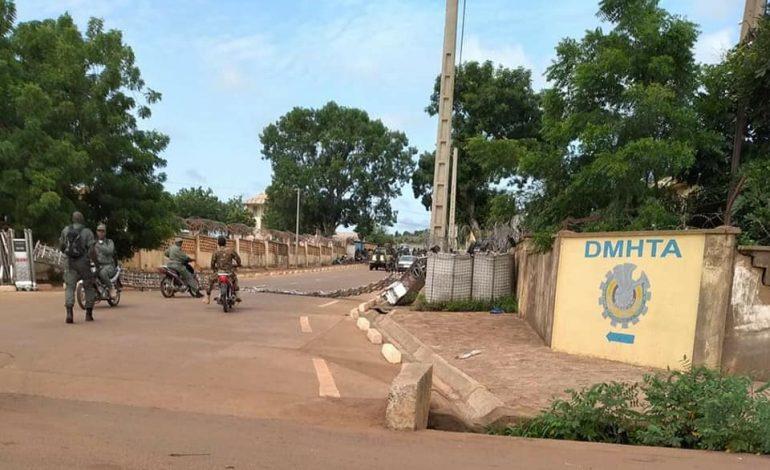 Des coups de feu au camp militaire de Kati, près de Bamako