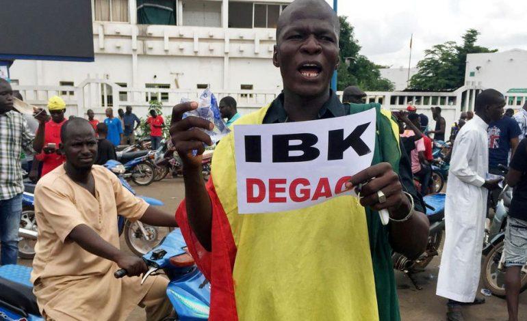 Coup de force des militaires maliens, Ibrahim Boubakar Keïta et le Premier Ministre arrêtés