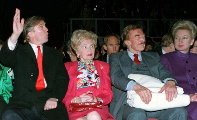 Pour Maryanne Trump Barry, son frère Donald Trump est cruel et menteur
