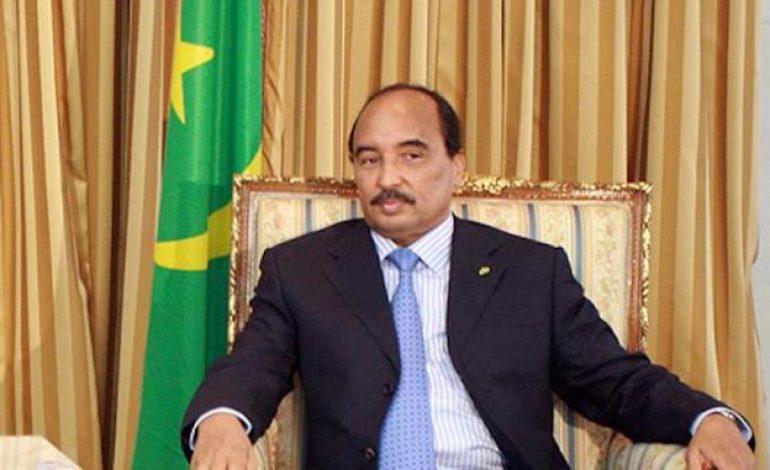 Mohamed O. Abdel Aziz, ancien président de la république de Mauritanie placé en résidence surveillée