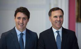 Le ministre des Finances Canadien, Bill Morneau démissionne sur fond d'emploi de sa fille par une ONG