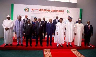 Un sommet citoyen de la CEDEAO appelle à faire respecter la limitation à 2 mandats présidentiels