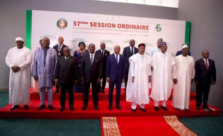 La CEDEAO lance un appel au calme et appelle l'état du Sénégal à garantir le droit à la liberté de manifester