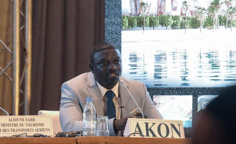 Akon lance son mega projet immobilier digne de Wakanda City à Mbodiène (Sénégal)