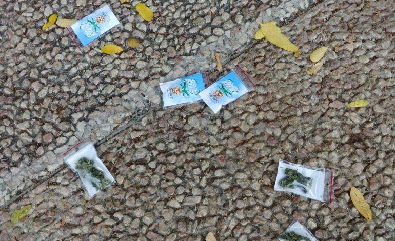 Des sachets de cannabis tombent du ciel…en Israël