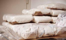 Saisie d'une tonne de cocaïne sur la «nouvelle route africaine»