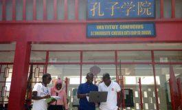208 jeunes entrepreneurs agricoles formés à l'Institut Confucius de l'Université Cheikh Anta Diop de Dakar
