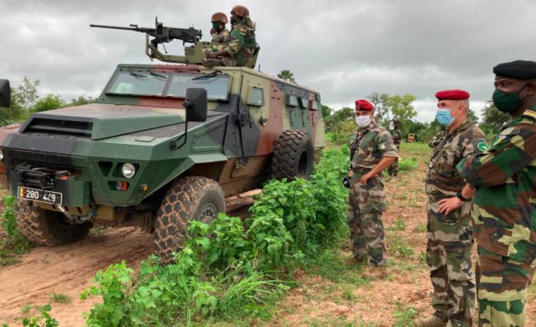 1ère instruction opérationnelle « combat embarqué – débarqué » entre les EFS et l'armée sénégalaise