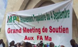 La CEDEAO espère une autorité civile de transition dans les prochains «jours»