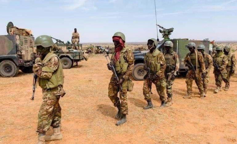 Au moins 10 soldats maliens tués dans une embuscade dans la région de Guiré