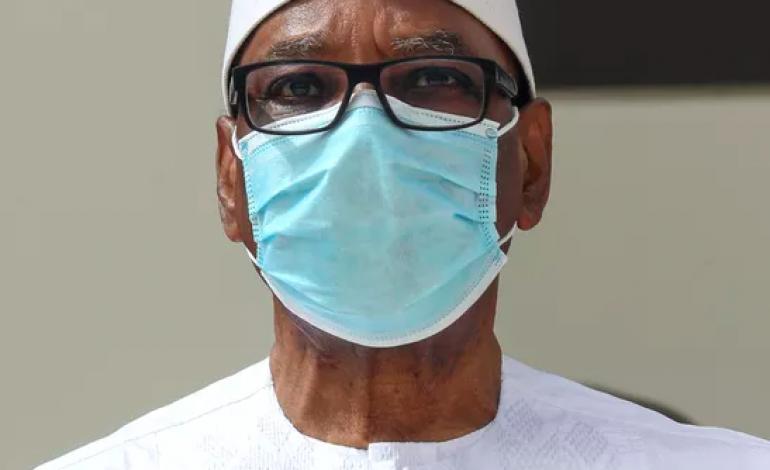L'ex-président Ibrahim Boubacar Keïta de retour à Bamako