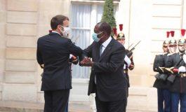 """Emmanuel Macron: """"Je pense qu'entre la France et l'Afrique, ce doit être une histoire d'amour"""""""