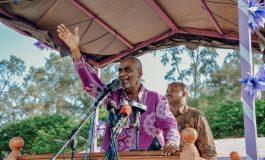 Le candidat de l'opposition Tanzanienne à Zanzibar, Seif Sharif Hamad relâché, dénonce une «farce» électorale