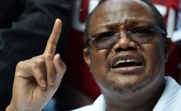 Les dirigeants de l'opposition Tanzanienne arrêtés après l'élection présidentielle
