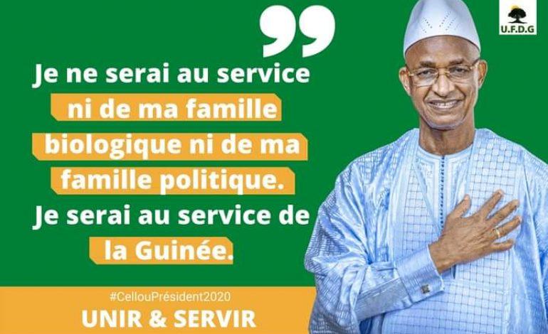 Cellou Dalein Diallo s'oppose à des sanctions africaines après un putsch «bienvenu»