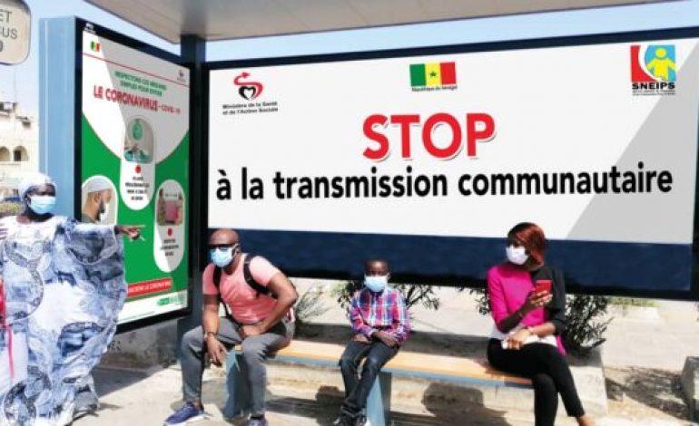 16 Décembre au Sénégal: 120 nouveaux cas, 23 cas graves, 2 décès, pour 17.336 cas au total