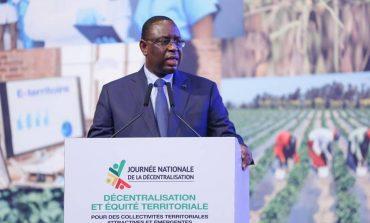 Macky Sall réaffirme la poursuite du programme décennal de lutte contre les inondations