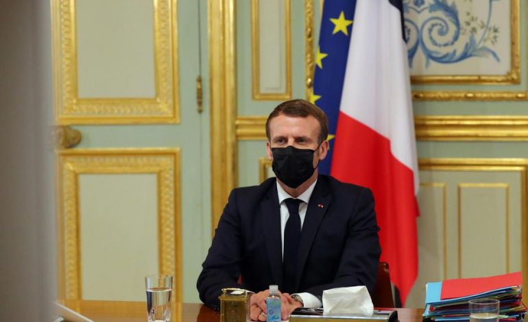 Emmanuel Macron promet un don de 120 millions de doses de vaccin contre le Covid-19 pour les pays les plus pauvres