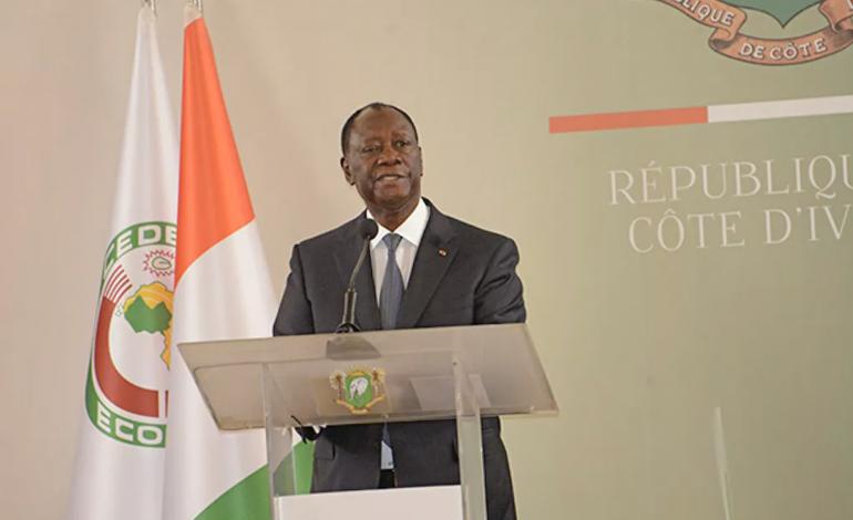 Alassane Ouattara favorable au retour de Laurent Gbagbo en Côte d'Ivoire mais veut envoyer Guillaume Soro en prison