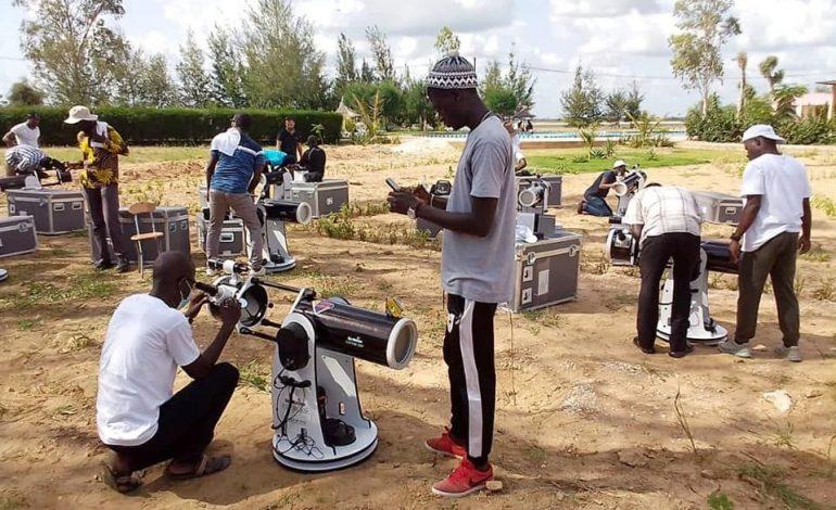 Mission d'observation exceptionnelle de Polymèle au Sénégal