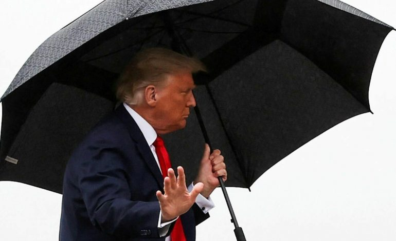Le petit Trump annonce qu'il n'assisterait pas à la prestation de serment de Joe Biden
